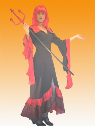 Devil Costumes For Halloween